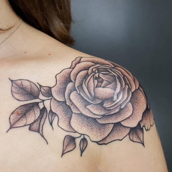 101 rose tattoo designs you will love to have rose tattoo designs43 urmus Images