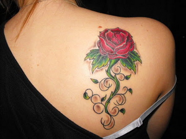 Rose Tattoo Designs53
