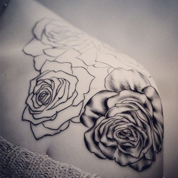 Rose Tattoo Designs57