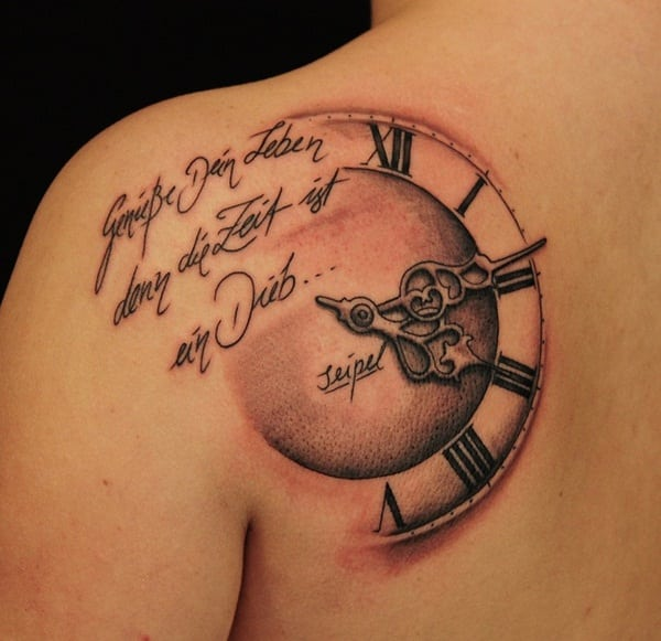 Roman numeral tattoo designs47