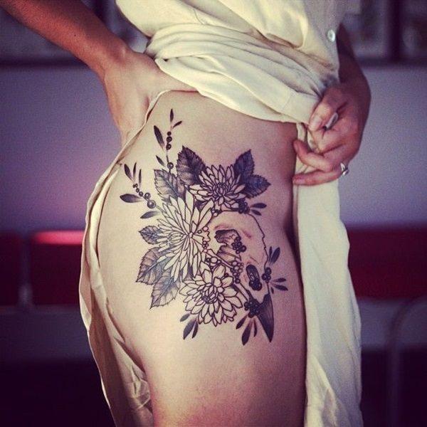 Sexy Hip tattoo designs25