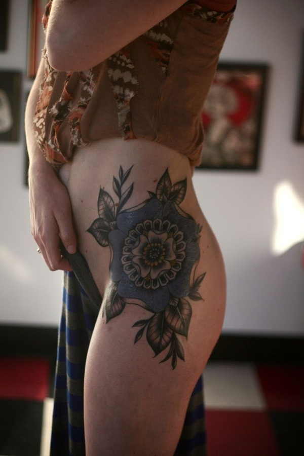 Sexy Hip tattoo designs28
