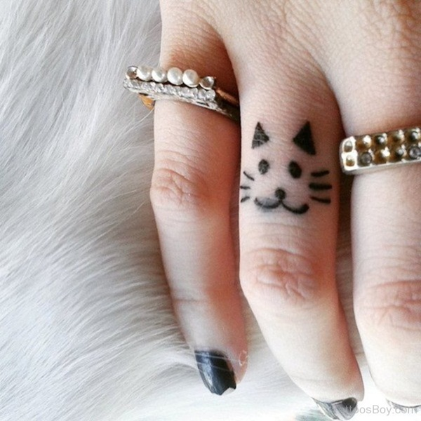 cat tattoo designs for girls55