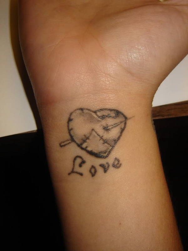 heart tattoo designs 11