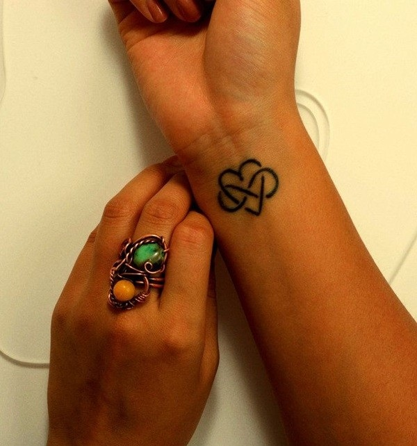 heart tattoo designs 22