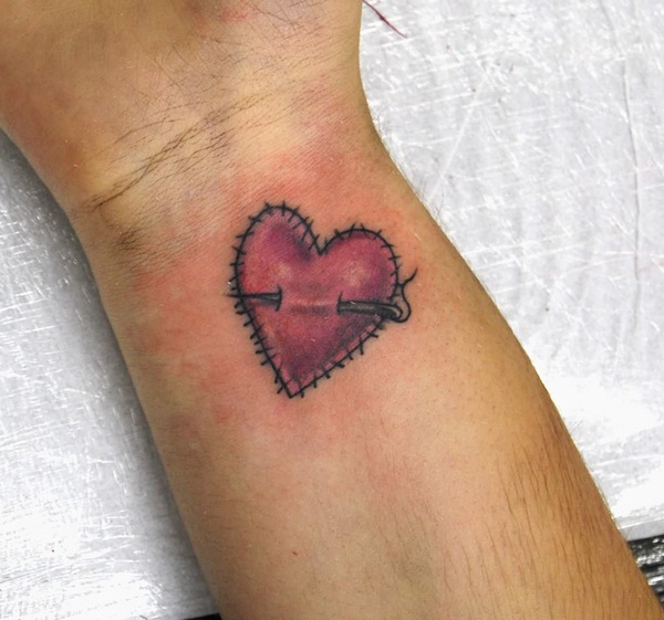 heart tattoo designs 28