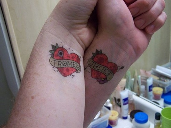 heart tattoo designs 36