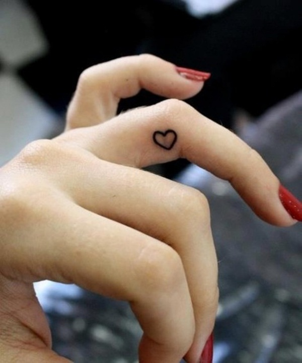 heart tattoo designs 38