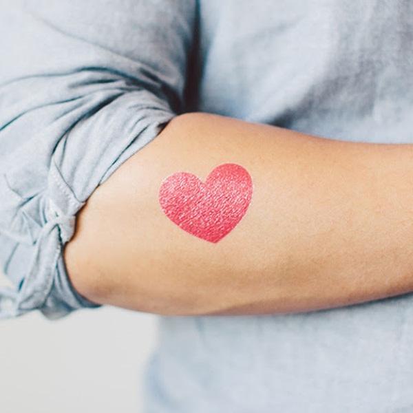 heart tattoo designs 39