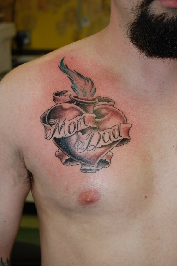 101 heart tattoo designs that will cause you fall in love for My name in tattoo