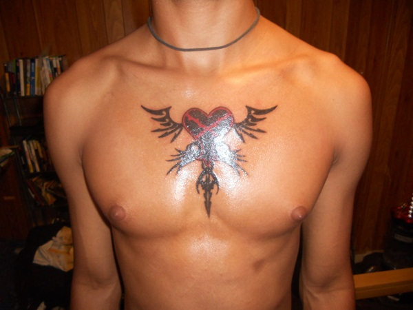 heart tattoo designs 48