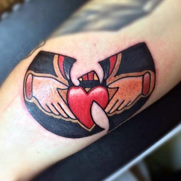 heart tattoo designs 51