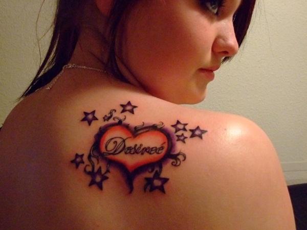 heart tattoo designs 54