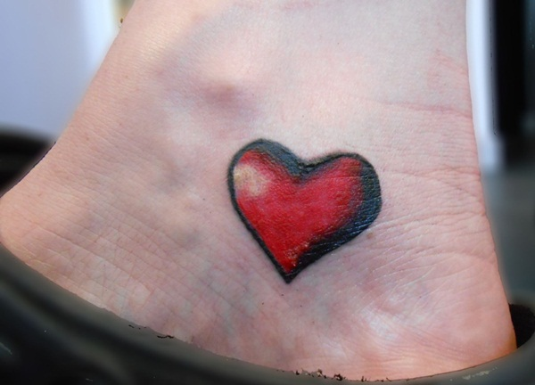 heart tattoo designs 57