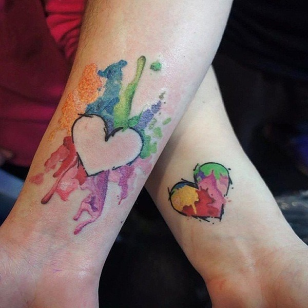 heart tattoo designs 64