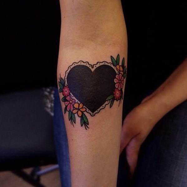 heart tattoo designs 65