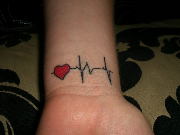 heart tattoo designs 73