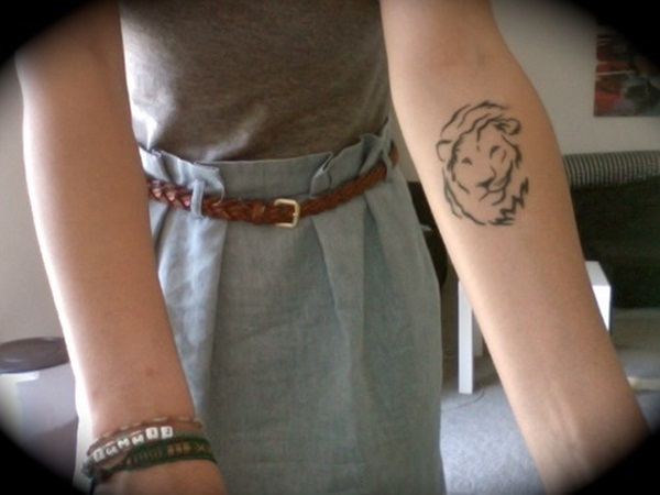 lion tattoo designs for boys and girls11