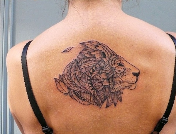 lion tattoo designs for boys and girls13