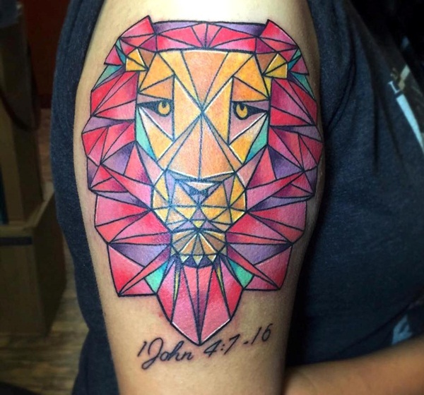 lion tattoo designs for boys and girls26