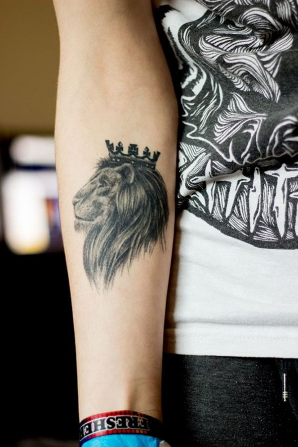 lion tattoo designs for boys and girls3