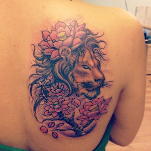 lion tattoo designs for boys and girls33