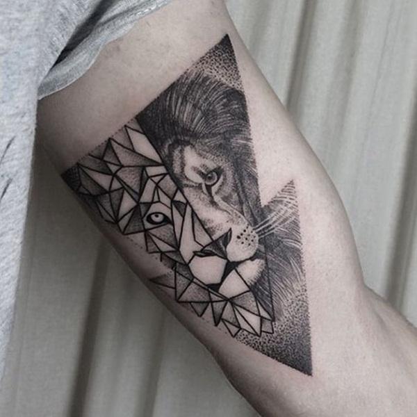 63 Tatouages De Lion Pour Elle Et Lui 2017 Tattoo Moi Le Blog