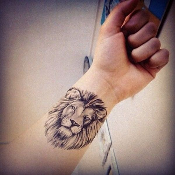 lion tattoo designs for boys and girls7