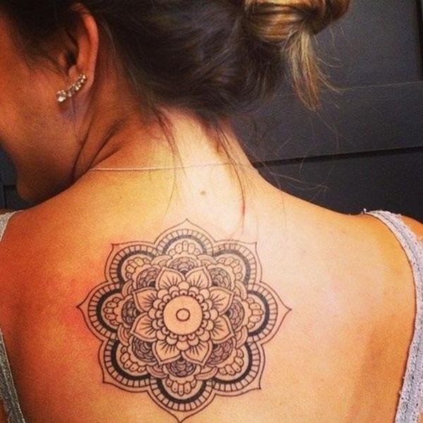 mandala tattoo designs for girls16