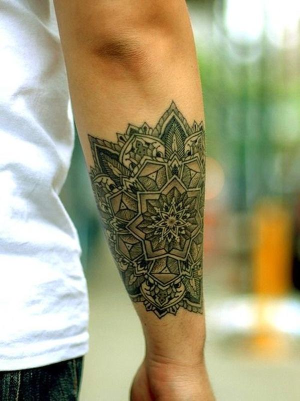 mandala tattoo designs for girls17