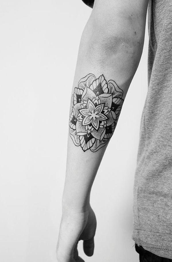 mandala tattoo designs for girls19