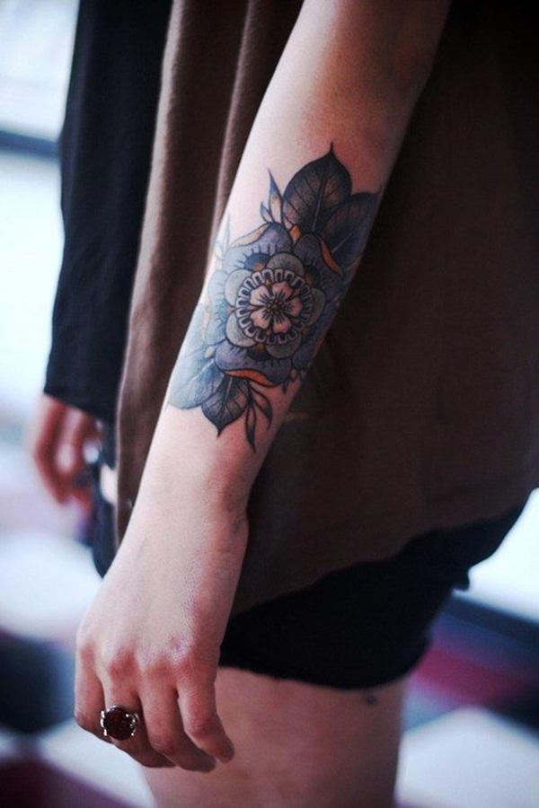 mandala tattoo designs for girls20