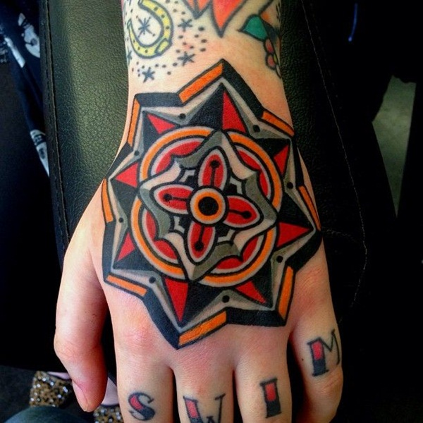 mandala tattoo designs for girls27