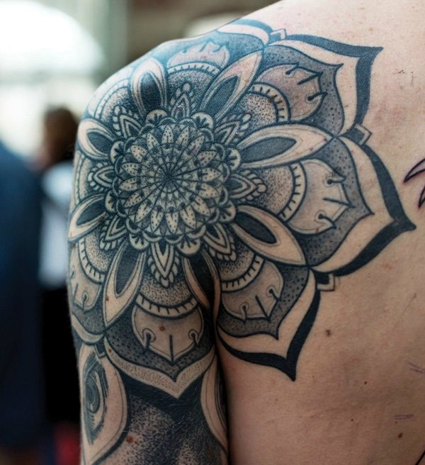 140 Mandala Tattoo Designs Ideas: 101 Mandala Tattoo Designs For Girls To Feel Alive