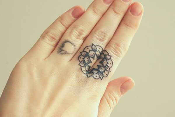 mandala tattoo designs for girls34