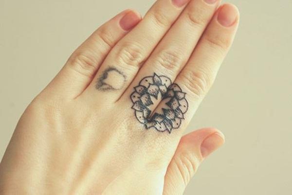 mandala tattoo designs for girls34