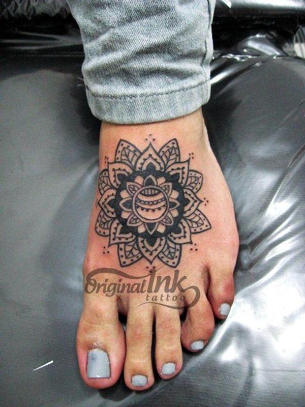 mandala tattoo designs for girls39