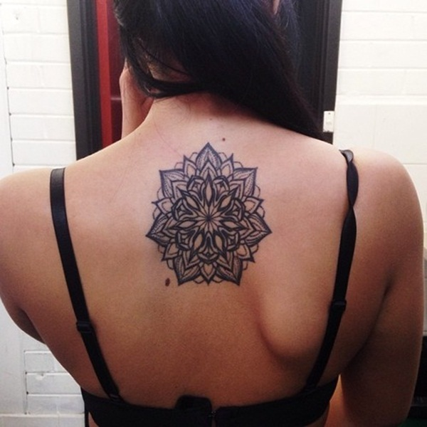 mandala tattoo designs for girls47