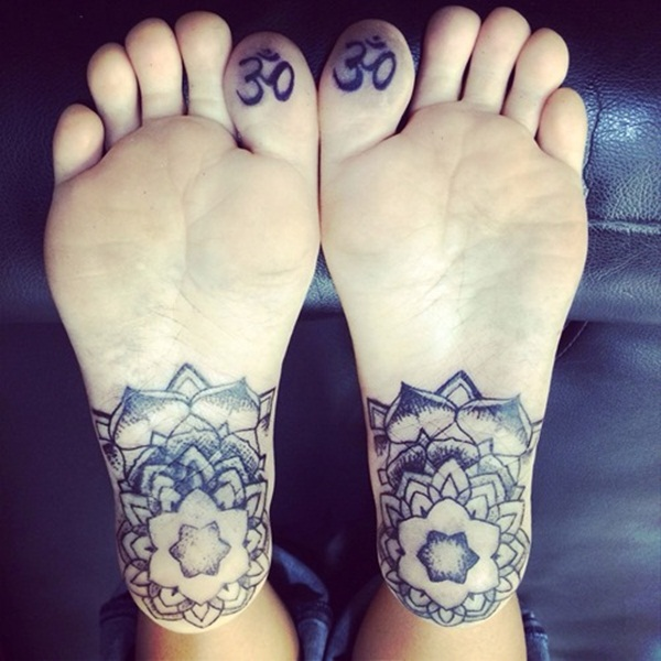 Feet Tattoos Tattoo S Idea Mandala Tattoo S Beauty: 101 Mandala Tattoo Designs For Girls To Feel Alive