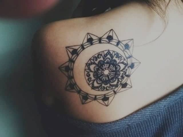 ecb7241d2 145+ Astonishing Mandala Tattoos You Wish You Had