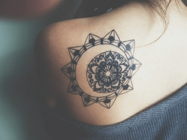mandala tattoo designs for girls6
