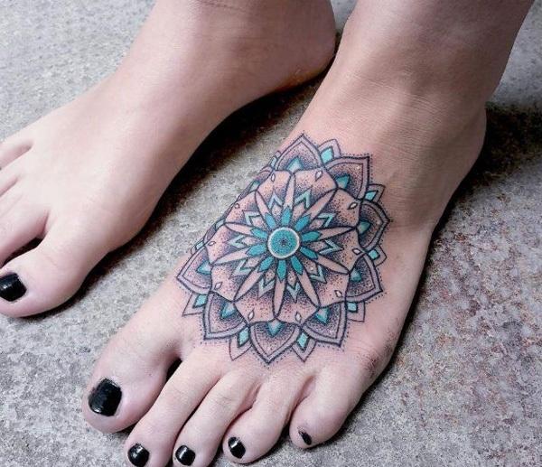 mandala tattoo designs for girls67