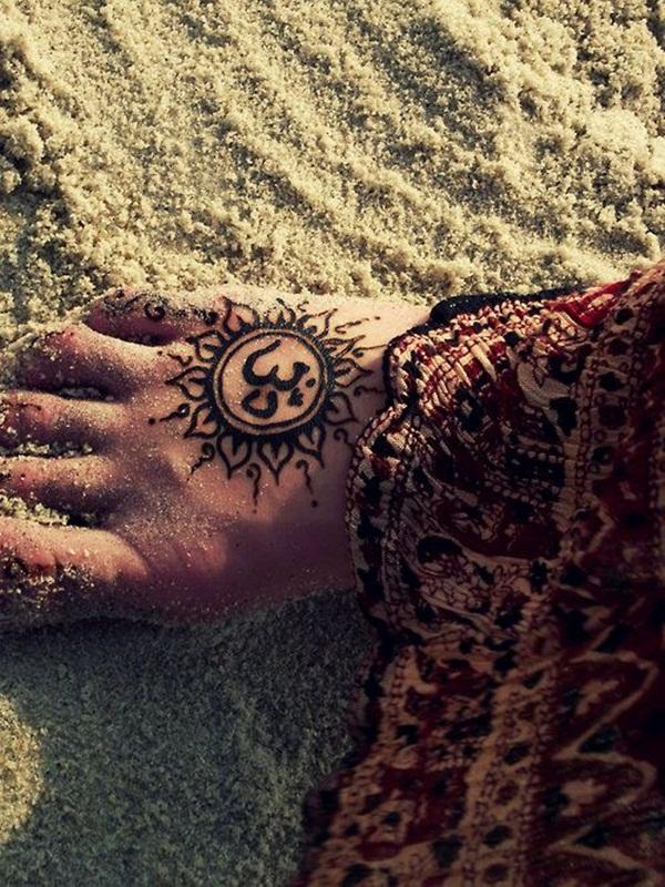 sexy sun tattoo designs 52