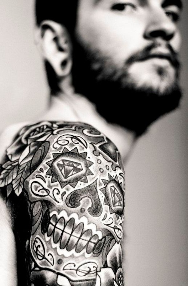skull tattoo designs for boys and girls10