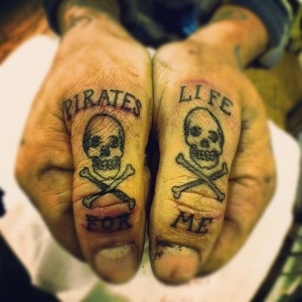 145+ Cool Skull Tattoos Not Only For Boys