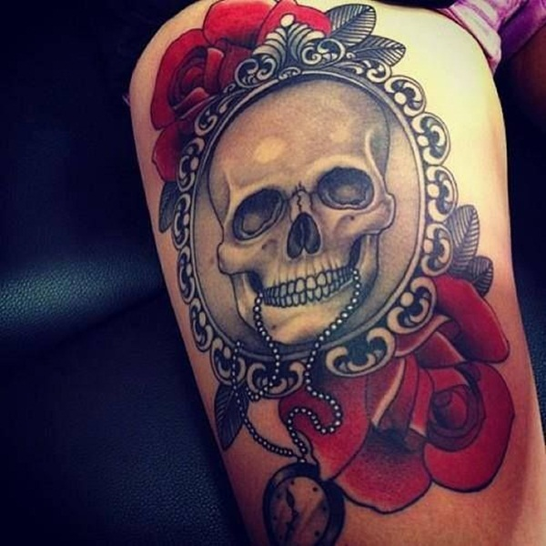 skull tattoo designs for boys and girls16