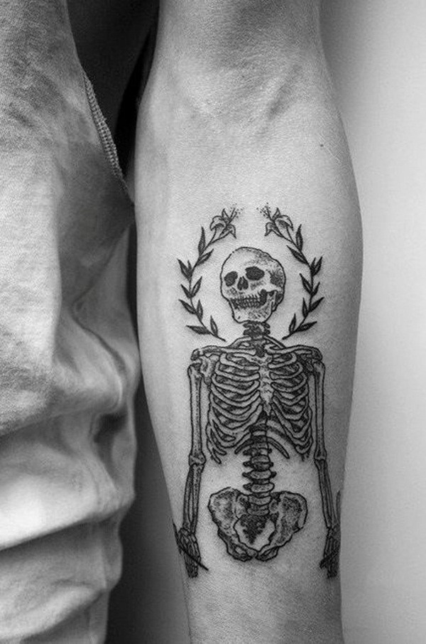 skull tattoo designs for boys and girls19
