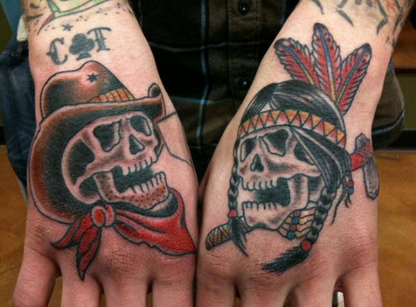 skull tattoo designs for boys and girls20