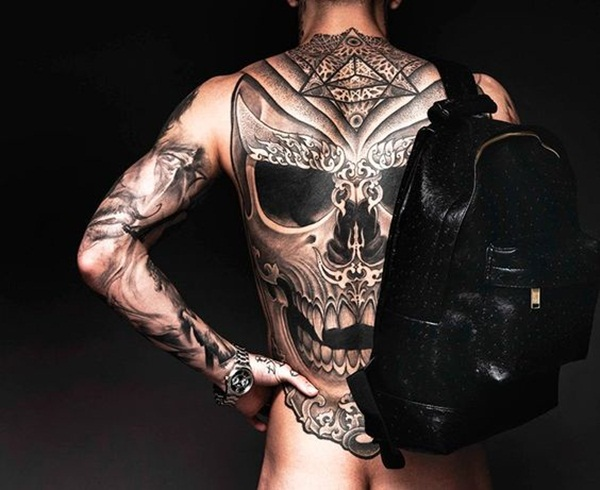 skull tattoo designs for boys and girls24