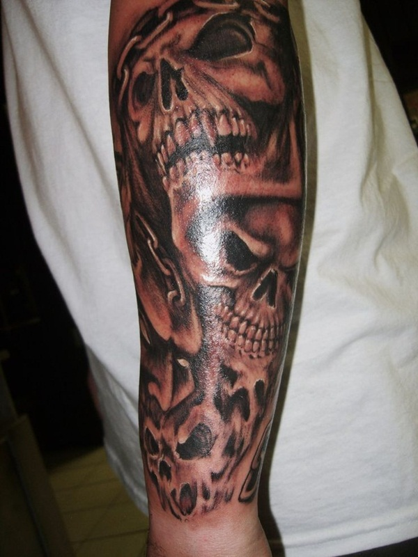 skull tattoo designs for boys and girls31